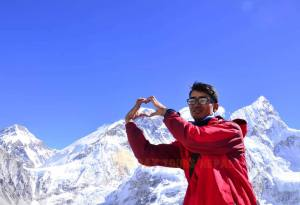Best View Points to See Mt Everest