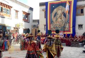 Tiji Festival Trekking Upper Mustang Nepal