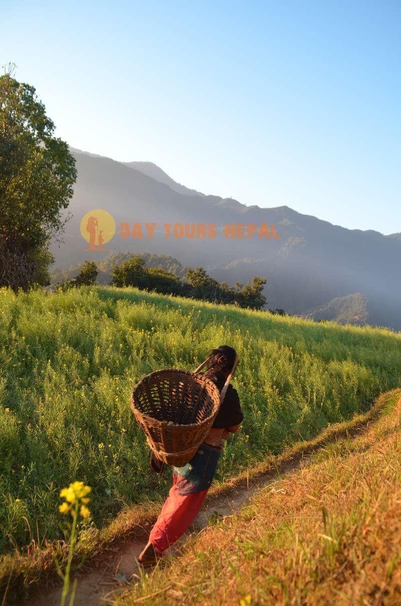 One Day Hike Bhaktapur