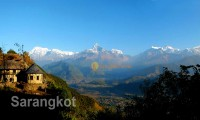 2 days dhampus village sarangkot trekking