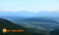 2 days trekking in pokhara dhampus village