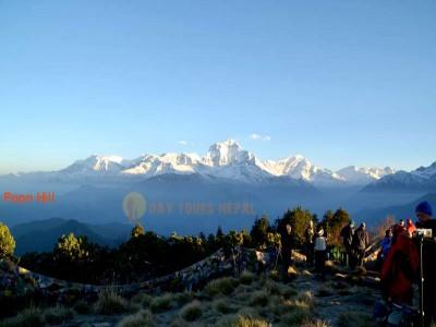 Ghorepani Annapurna Base Camp Trekking