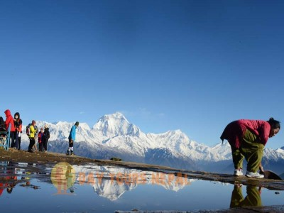 Ghorepani Short 5 Day Trek
