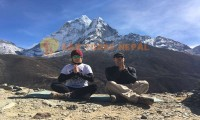 everest base camp yoga retreat trek