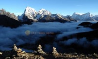 everest gokyo ebc yoga trekking