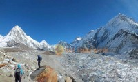 Everest High passes classic trek tour