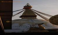 Monastery Tour Kathmandu Boudhanath stupa