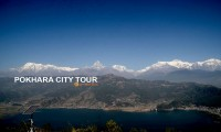 pokhara city tour mountains