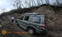 Ghorepani Poon hill jeep drive trek