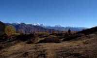 short helambu trekking nepal