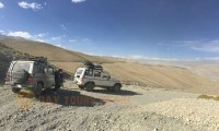 Upper Mustang Jeep drive tour