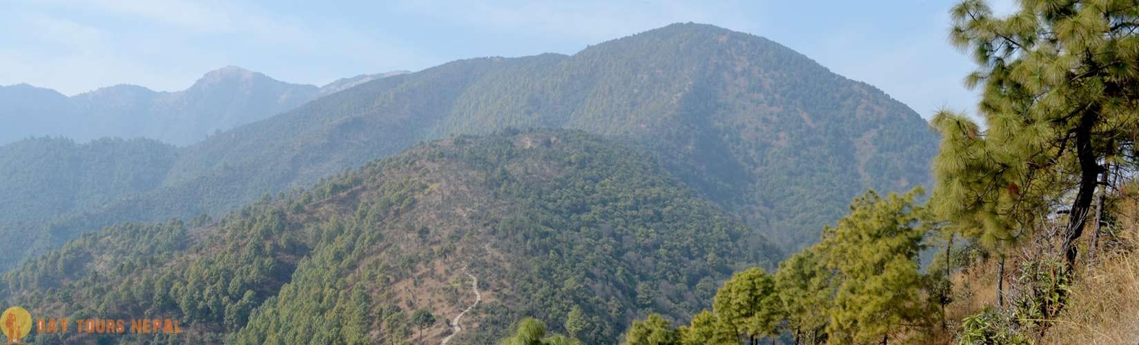 ChampaDevi Hill Hiking Day Tours Nepal