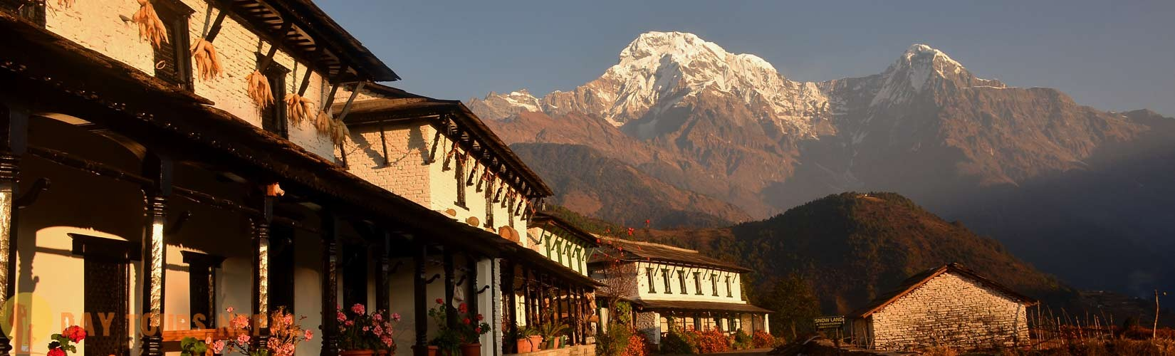 Ghorepani Ghandruk Short Trek Day Tours Nepal