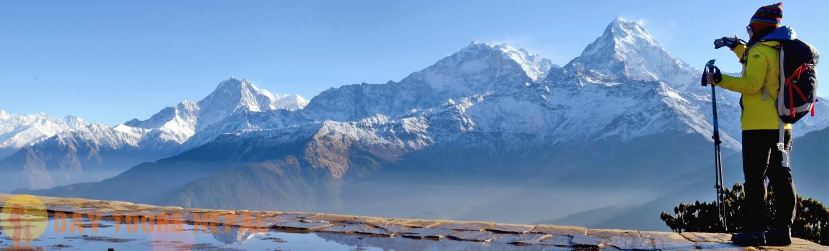 Taste of Nepal Tour Ghorepani Trekking