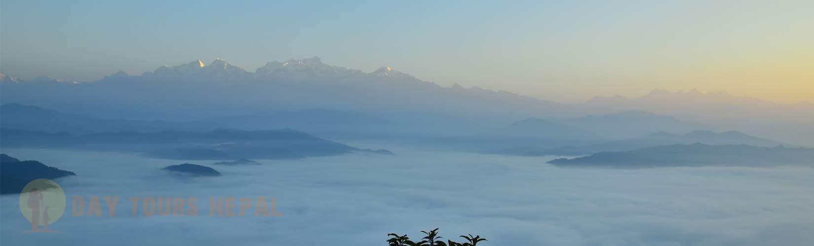 best view points around Kathmandu