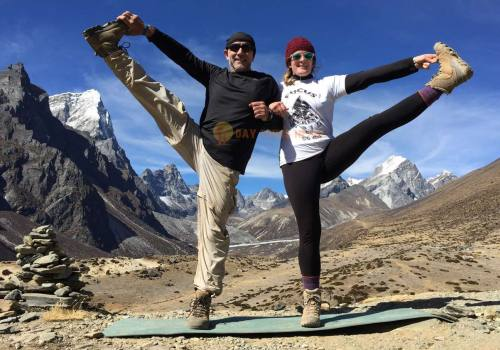 Everest Base Camp Yoga Hiking Retreat Nepal