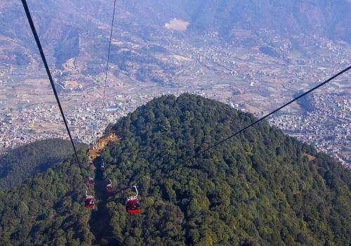 Kathmandu Day Trip Chandragiri Hills