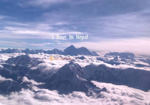 Your 5 Days Nepal Tour Package